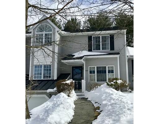 Condominium for Sale at 603 Torrey Lane Ext. 603 Torrey Lane Ext. Holden, Massachusetts 01520 United States