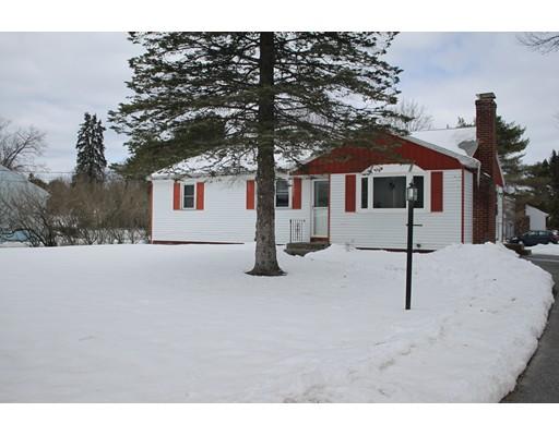 独户住宅 为 销售 在 39 Boutelle Road Sterling, 01564 美国
