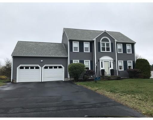 Single Family Home for Sale at 8 Mary Ellen Lane 8 Mary Ellen Lane Franklin, Massachusetts 02038 United States