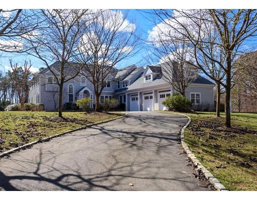Maison unifamiliale pour l Vente à 149 Seapuit Road 149 Seapuit Road Barnstable, Massachusetts 02655 États-Unis