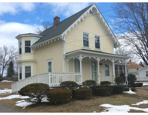 Single Family Home for Sale at 59 Howard Street Ludlow, 01056 United States