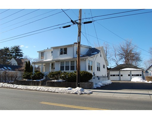 Multi-Family Home for Sale at 288 East Street 288 East Street Chicopee, Massachusetts 01020 United States