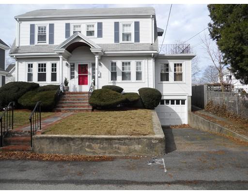 Casa Unifamiliar por un Venta en 11 HITCHCOCK TERR 11 HITCHCOCK TERR Quincy, Massachusetts 02169 Estados Unidos