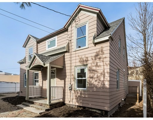 Single Family Home for Sale at 24 Bassett Street 24 Bassett Street Lynn, Massachusetts 01902 United States