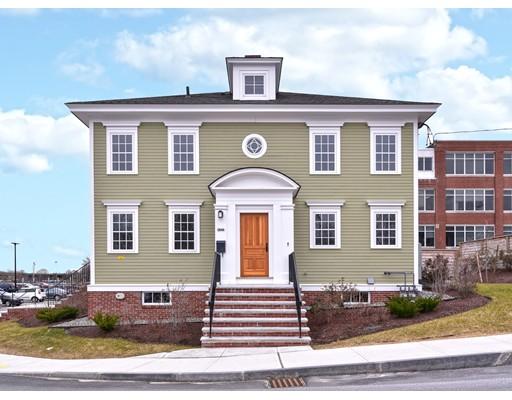 Condomínio para Venda às 264 Merrimac 264 Merrimac Newburyport, Massachusetts 01950 Estados Unidos