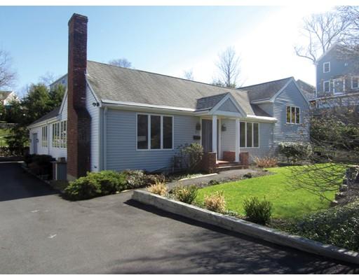 Single Family Home for Rent at 27 Dunedin 27 Dunedin Wellesley, Massachusetts 02481 United States