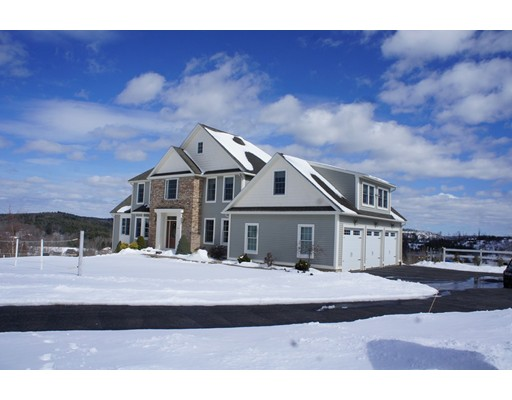 Single Family Home for Sale at 49 Haynes Hill Road 49 Haynes Hill Road Brimfield, Massachusetts 01010 United States