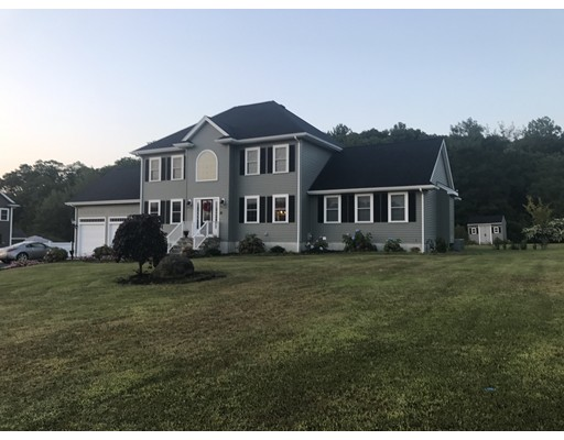 Single Family Home for Sale at 31 Lydia Lane Taunton, Massachusetts 02780 United States