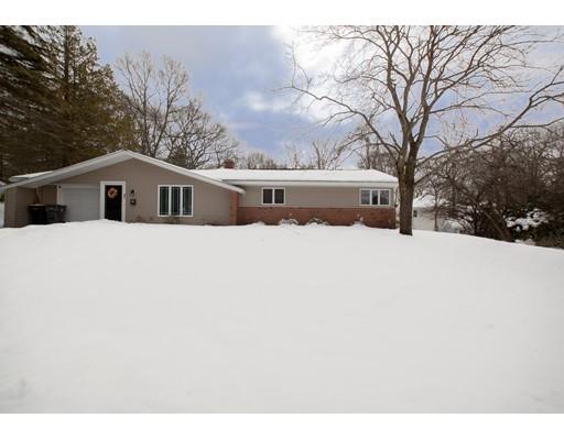Частный односемейный дом для того Продажа на 27 Sloane Drive 27 Sloane Drive Framingham, Массачусетс 01701 Соединенные Штаты