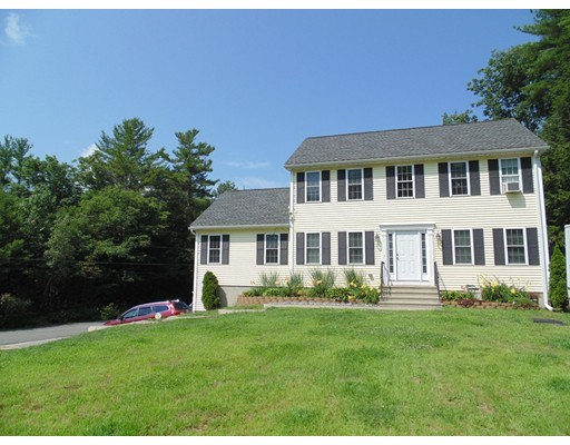 Single Family Home for Sale at 1 Apache Road 1 Apache Road Hubbardston, Massachusetts 01452 United States