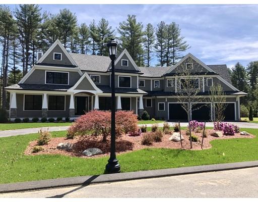 واحد منزل الأسرة للـ Sale في 65 Belle Lane 65 Belle Lane Needham, Massachusetts 02492 United States