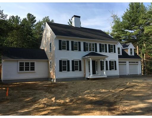 Maison unifamiliale pour l Vente à 485 Franklin Street 485 Franklin Street Duxbury, Massachusetts 02332 États-Unis