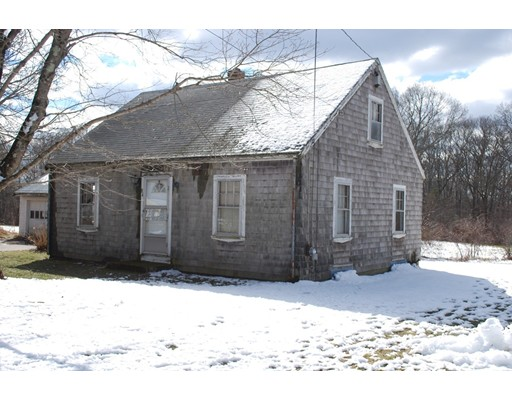 Single Family Home for Sale at 84 Purchase Street 84 Purchase Street Rehoboth, Massachusetts 02769 United States