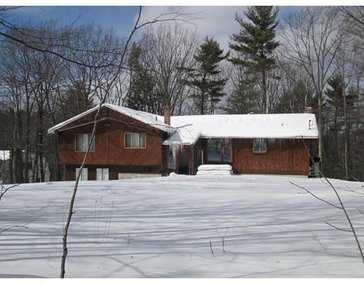 Casa Unifamiliar por un Venta en 150 Teel Road 150 Teel Road Winchendon, Massachusetts 01475 Estados Unidos