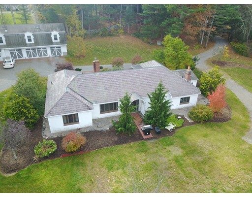 Single Family Home for Sale at 655 Elm Street Walpole, Massachusetts 02081 United States