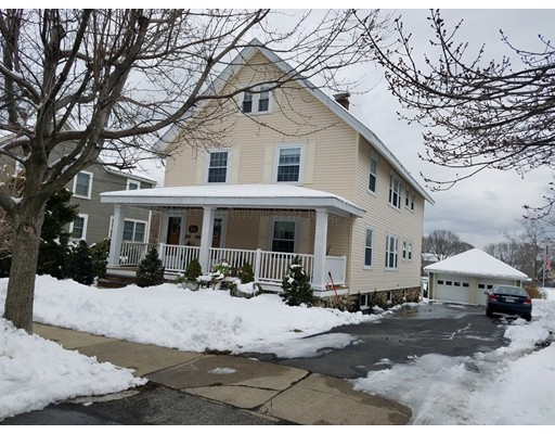 Single Family Home for Rent at 64 Gould 64 Gould Wakefield, Massachusetts 01880 United States