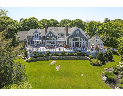 Single Family Home for Sale at 129 Nichols Road Cohasset, 02025 United States