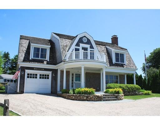 واحد منزل الأسرة للـ Sale في 28 Seaview Street 28 Seaview Street Chatham, Massachusetts 02633 United States