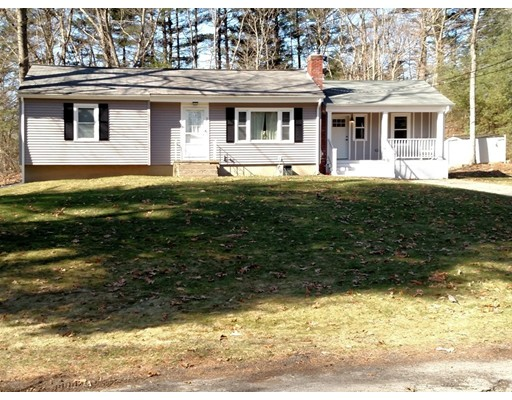 Single Family Home for Sale at 6 Pinewood 6 Pinewood Natick, Massachusetts 01760 United States