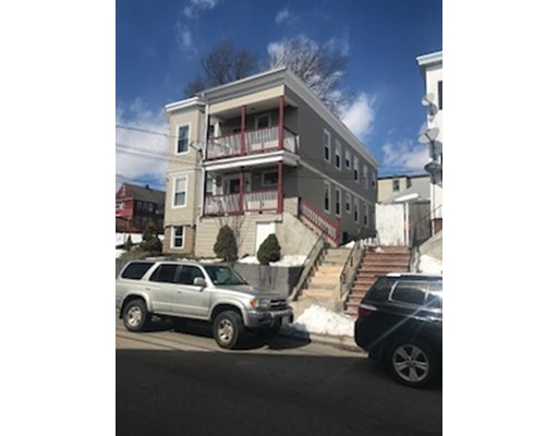 Multi-Family Home for Sale at 92 Cottage Street 92 Cottage Street Chelsea, Massachusetts 02150 United States