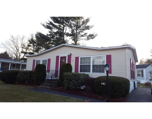 Single Family Home for Sale at 1 Douglas Drive 1 Douglas Drive Carver, Massachusetts 02330 United States