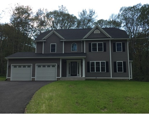 Single Family Home for Sale at 284 Chapin Road 284 Chapin Road Hampden, Massachusetts 01036 United States