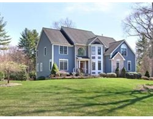 Single Family Home for Sale at 2 Carlton Drive Norton, Massachusetts 02766 United States
