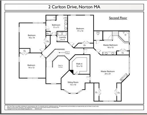 2 Carlton Dr, Norton, MA, 02766