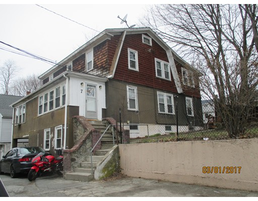 Single Family Home for Rent at 7 Wiley 7 Wiley Wakefield, Massachusetts 01880 United States