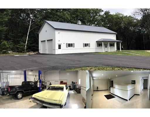 Commercial pour l Vente à 330 Highland Avenue 330 Highland Avenue Phillipston, Massachusetts 01331 États-Unis