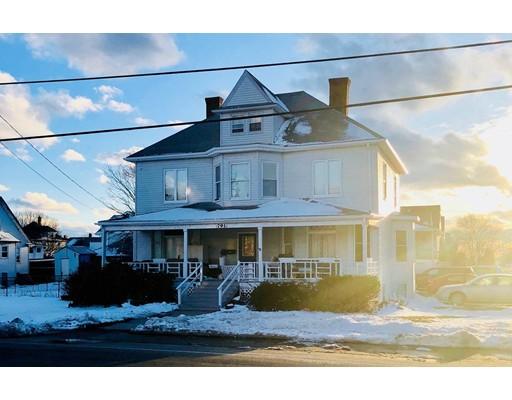 Maison unifamiliale pour l Vente à 791 Nantasket Avenue 791 Nantasket Avenue Hull, Massachusetts 02045 États-Unis