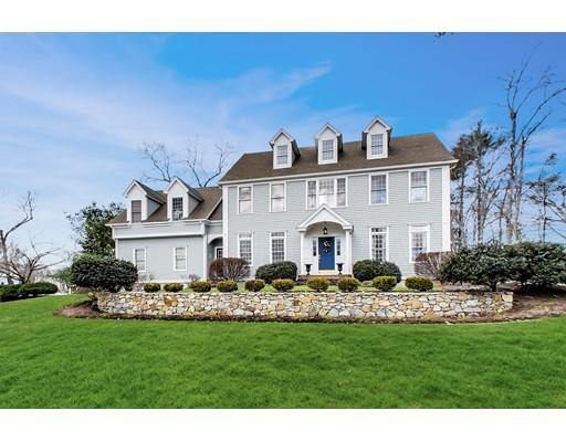 Casa Unifamiliar por un Venta en 8 Rose Hill Road 8 Rose Hill Road Hanover, Massachusetts 02339 Estados Unidos