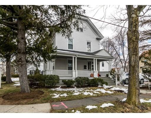 Maison avec plusieurs logements pour l Vente à 61 CHURCHILL STREET 61 CHURCHILL STREET Newton, Massachusetts 02460 États-Unis