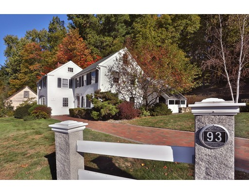 Single Family Home for Sale at 93 River Road Topsfield, 01983 United States