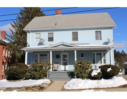 多户住宅 为 销售 在 4014 School Street Palmer, 01069 美国