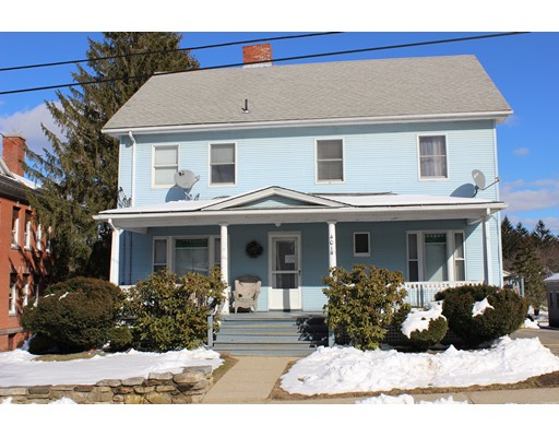 Multi-Family Home for Sale at 4014 School Street 4014 School Street Palmer, Massachusetts 01069 United States