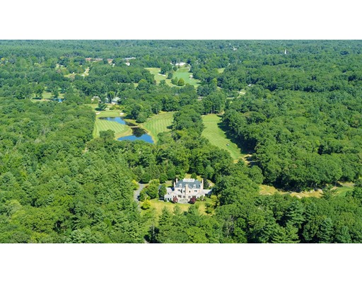 Single Family Home for Sale at 63 Cart Path Road 63 Cart Path Road Weston, Massachusetts 02493 United States