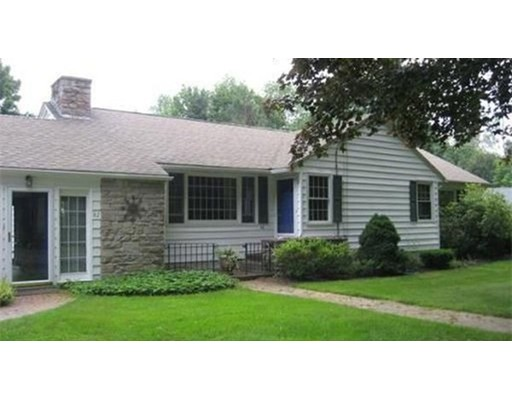 Single Family Home for Sale at 82 Franklin 82 Franklin West Boylston, Massachusetts 01583 United States
