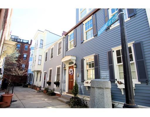 Einfamilienhaus für Verkauf beim 2 Pleasant Street Court 2 Pleasant Street Court Boston, Massachusetts 02129 Vereinigte Staaten