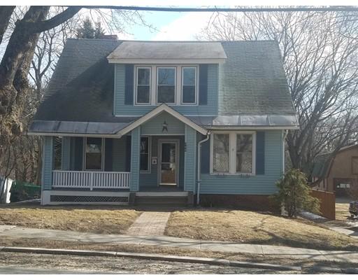 واحد منزل الأسرة للـ Sale في 209 Green Street 209 Green Street Gardner, Massachusetts 01440 United States