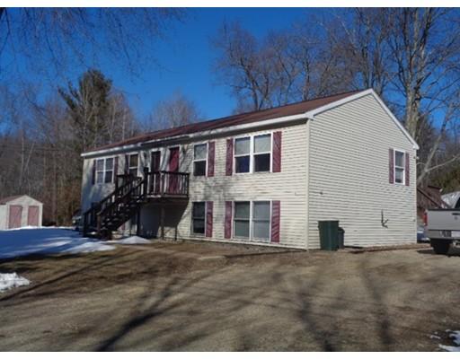 Multi-Family Home for Sale at 191 Hayden Street 191 Hayden Street Orange, Massachusetts 01364 United States