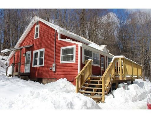 Single Family Home for Sale at 19 Spruce Corner Road 19 Spruce Corner Road Goshen, Massachusetts 01032 United States