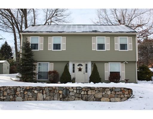 Single Family Home for Sale at 2 Vinal Street 2 Vinal Street Hudson, Massachusetts 01749 United States
