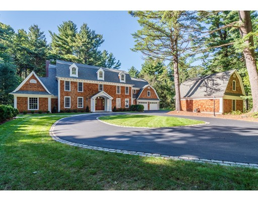 Single Family Home for Sale at 400 Concord Road 400 Concord Road Weston, Massachusetts 02493 United States