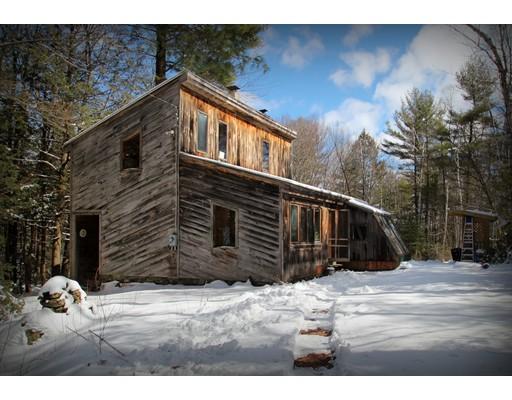 Single Family Home for Sale at 185 Moosehorn Road 185 Moosehorn Road New Salem, Massachusetts 01355 United States