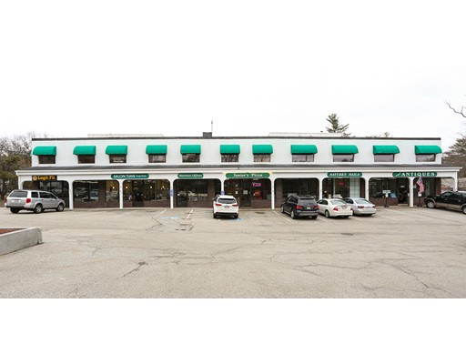 Commercial for Sale at 481 Great Road 481 Great Road Acton, Massachusetts 01720 United States