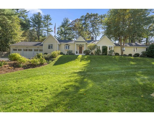 Casa Unifamiliar por un Venta en 15 Old Meadow Road 15 Old Meadow Road Dover, Massachusetts 02030 Estados Unidos