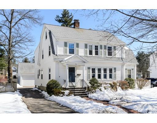 獨棟家庭住宅 為 出售 在 76 Stevens Road 76 Stevens Road Needham, 麻塞諸塞州 02492 美國