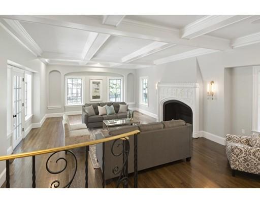 Single Family Home for Sale at 52 Hammondswood Road Newton, Massachusetts 02467 United States