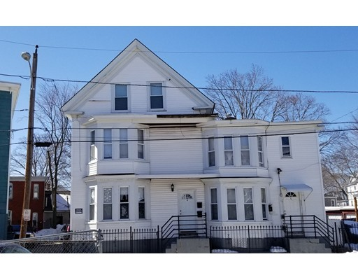 Multi-Family Home for Sale at 4 Chelmsford Street Lawrence, 01841 United States